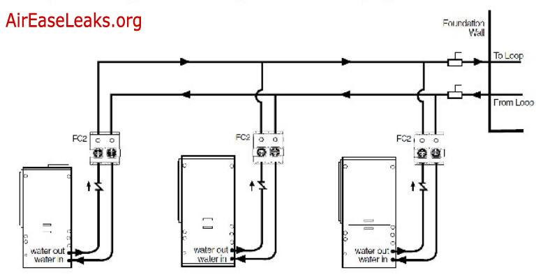 radiant heating element wiring diagram